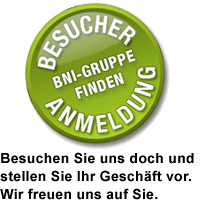 BNI Das Empfehlungsnetzwerk · Mehr Umsatz durch neue Kontakte und Geschäftsempfehlungen · BNI Business Network International · Besucher Anmeldung BNI Gruppe finden